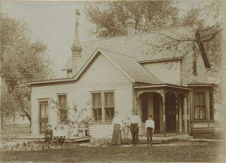 Cal Lehmer's house