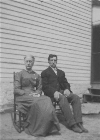 Emeranda & Elmore Breckenridge