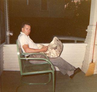 1966 John relaxes