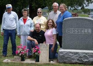 Jenette Bissell's family