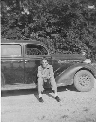 1941 Jack Lehmer at Folsom