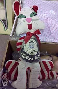 Platter puss