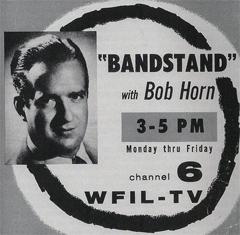 Wfil tv bandstand bob horn