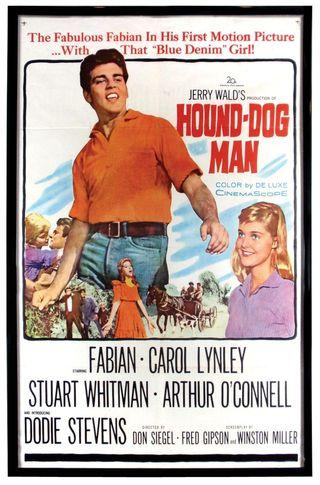 Hound dog man