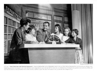 AB publicity photo 1957
