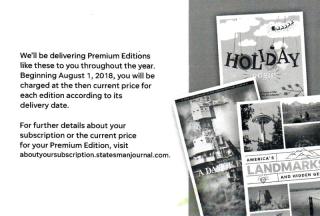 Premium editions